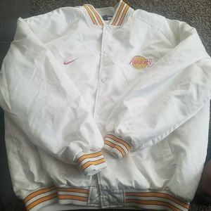 Vintage Lakers jacket